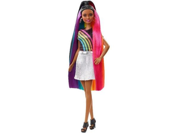 Barbie brillos arcoíris FXN97