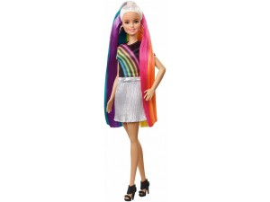 Barbie brillos arcoíris FXN96