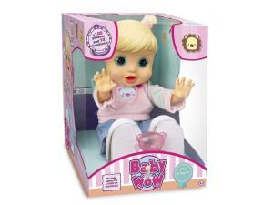 Baby Wow muñeca Marta camina