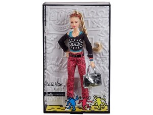 Barbie Keith Haring FXD87