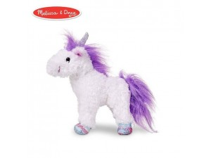 Melissa and Doug peluche unicornio Misty