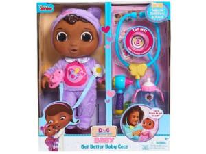 Doctora Juguetes muñeca baby Cece