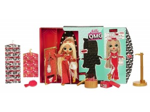 LOL Surprise O.M.G. muñeca estilo SWAG