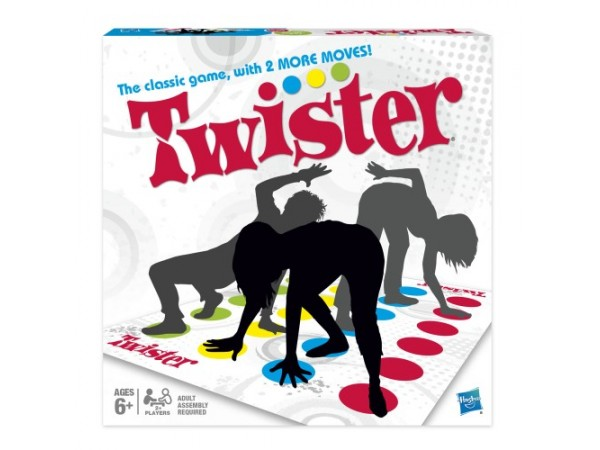 Twister versión inglés
