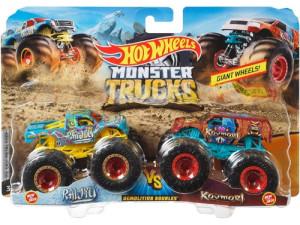 Hot Wheels duelo Monster Trucks FYJ64
