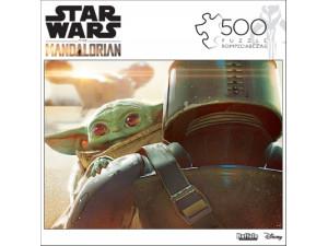 Star Wars The Mandalorian rompecabezas 500 pcs