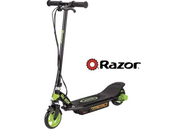 Razor Power Core 90 Electric-Powered Scooter with Rear Wheel Drive