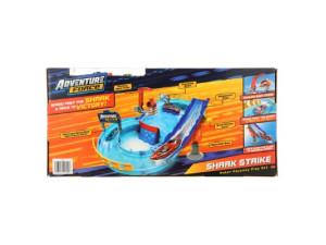 Pista acuática de carreras Shark Strike