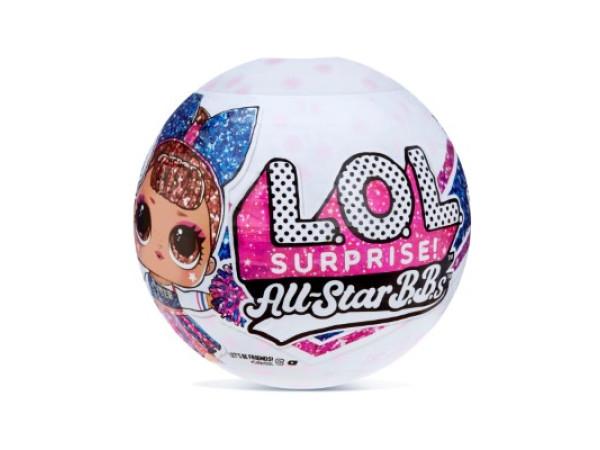 L.O.L. Surprise All Stars B.B.S Serie 2