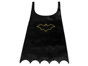 Batman máscara y capa clásica