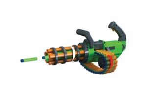 V-Twin Lanzadora Motorizada