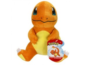 Pokemon 3 peluches Pikachu Eeve Charmander