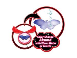Ladybug mascara y accesorios