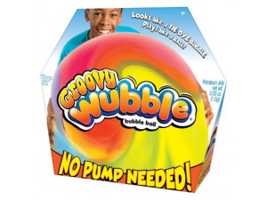 Pelota burbuja Groovy Wubble