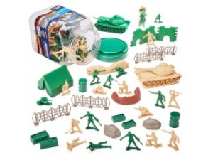Set Soldados de juguetes
