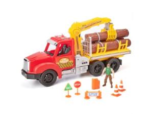 Camión transportador Madera