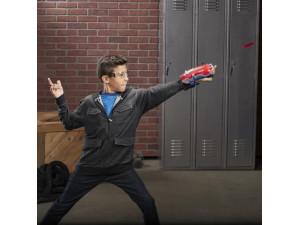 Nerf Spider-Man lanzador arácnido