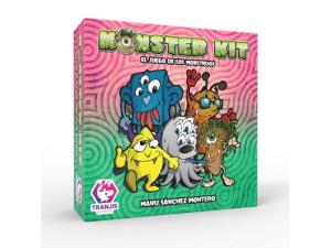 Monster Kit el juego de los monstruos