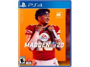 Madden NFL 20 Playstation 4
