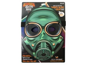 Batman máscara Bane - Adulto