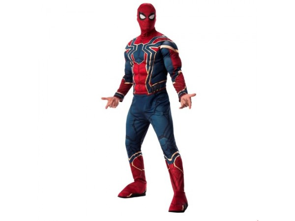 Spider-Man disfraz Marvel Avengers