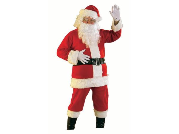Disfraz Papá Noel Santa Claus de lujo