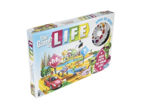 The Game Of Life juego de mesa