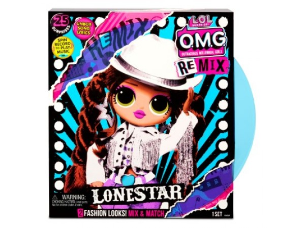 LOL Surprise OMG Remix Lonestar