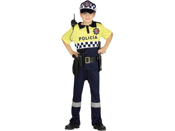 Disfraz Policía Local infantil