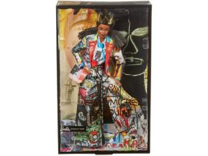 Barbie Signature Jean-Michel Basquiat