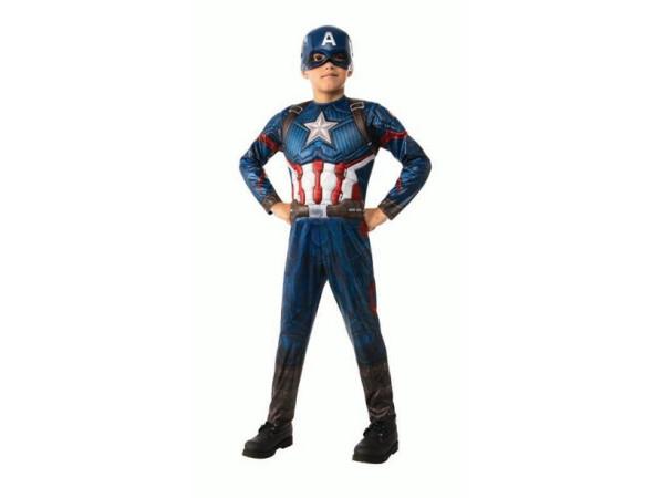 Captain America disfraz niño