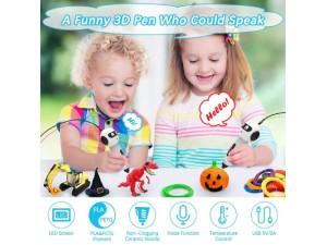 Lápiz de dibujo 3D Inteligente SL-700