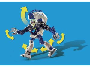 Playmobil City Action Robot Policía 70571