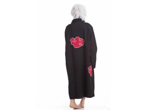 Naruto Gabardina Akatsuki