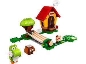 LEGO Super Mario Casa de Mario y Yoshi