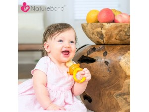 Alimentador antiahogo para bebés