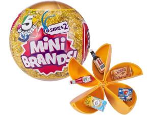 Cápsulas 5 Surprises Mini Brands! serie #2