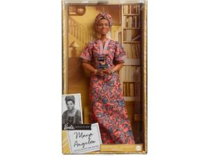 Muñeca Barbie Signature Maya Angelou