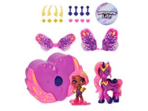 Hatchimals Pixies Riders unicornio