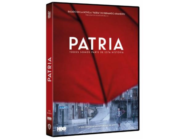 Patria DVD