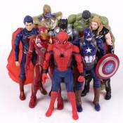 Muñecos superhéroes